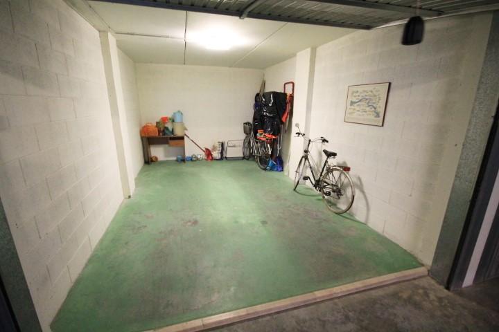 Ampio garage di proprietà al piano interrato