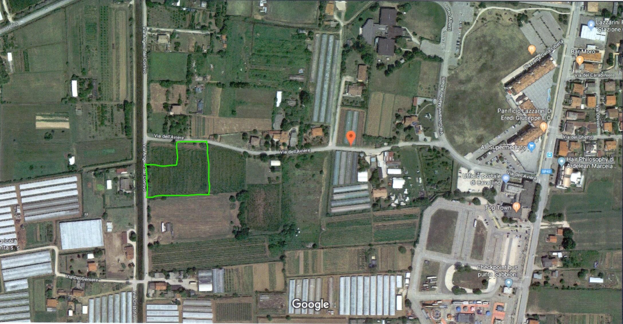 Terreno agricolo Cavallino-Treporti