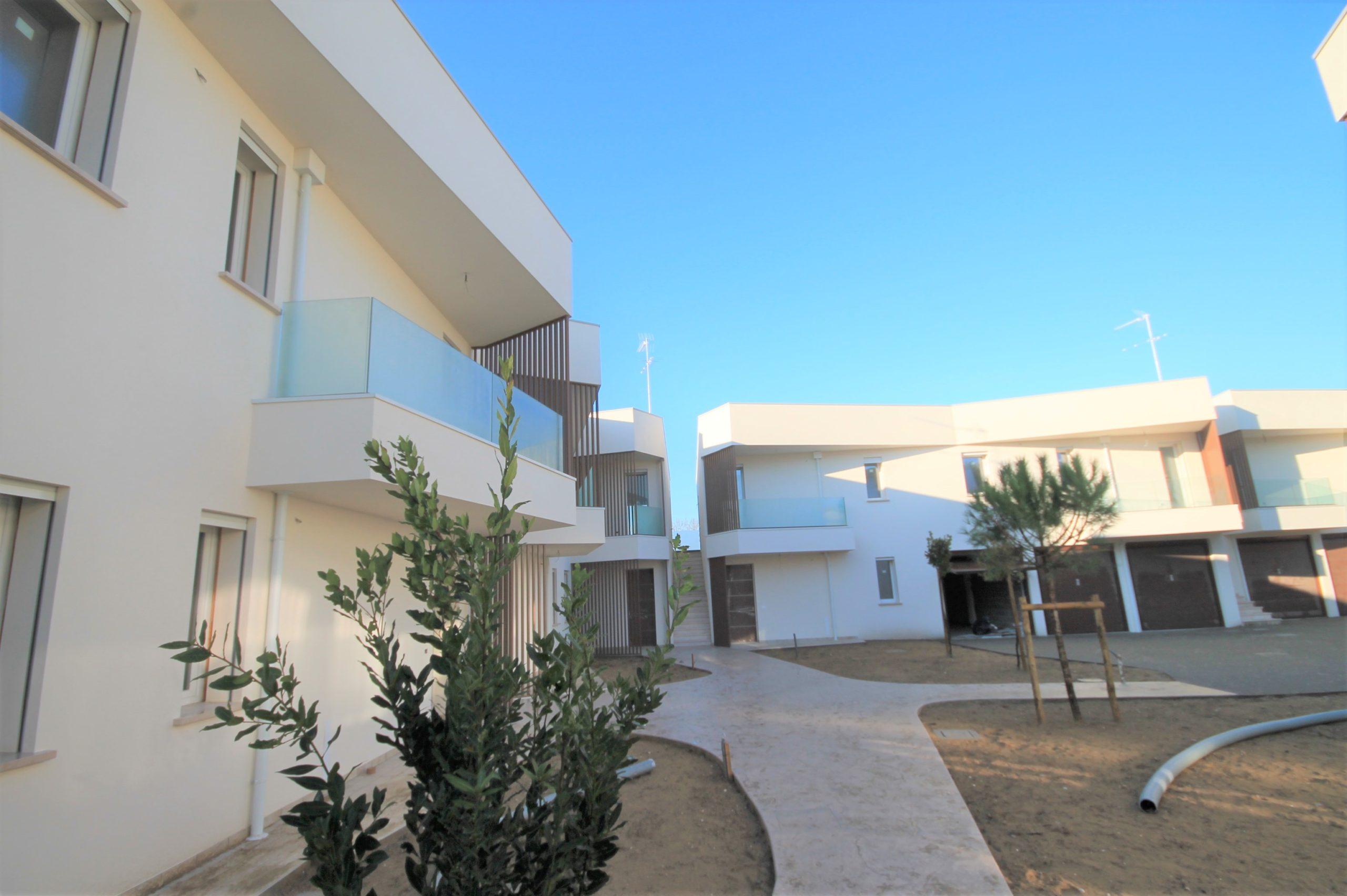 Complesso residenziale di nuova realizzazione