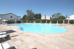 Locazione balneare in residence con piscina