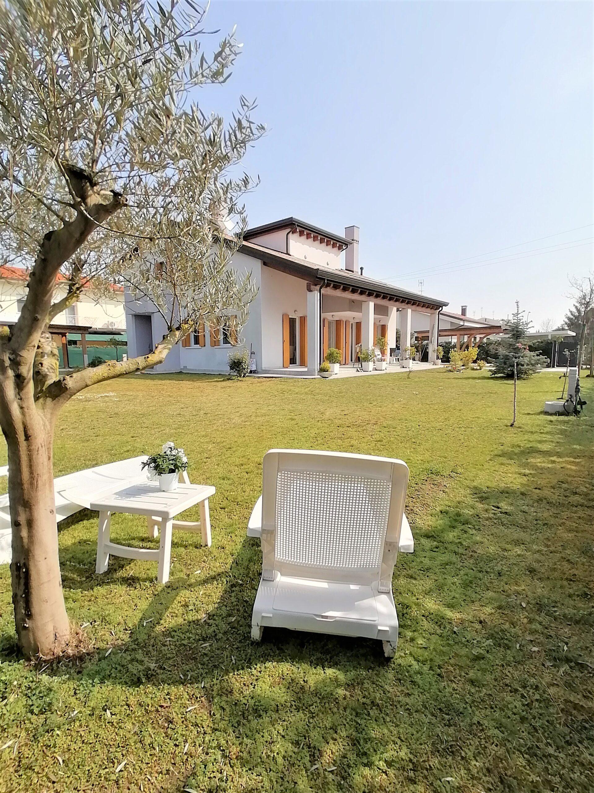 Villa singola a Treporti